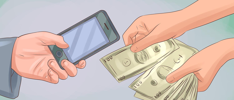 Телефон, купленный в кредит: правила возврата.